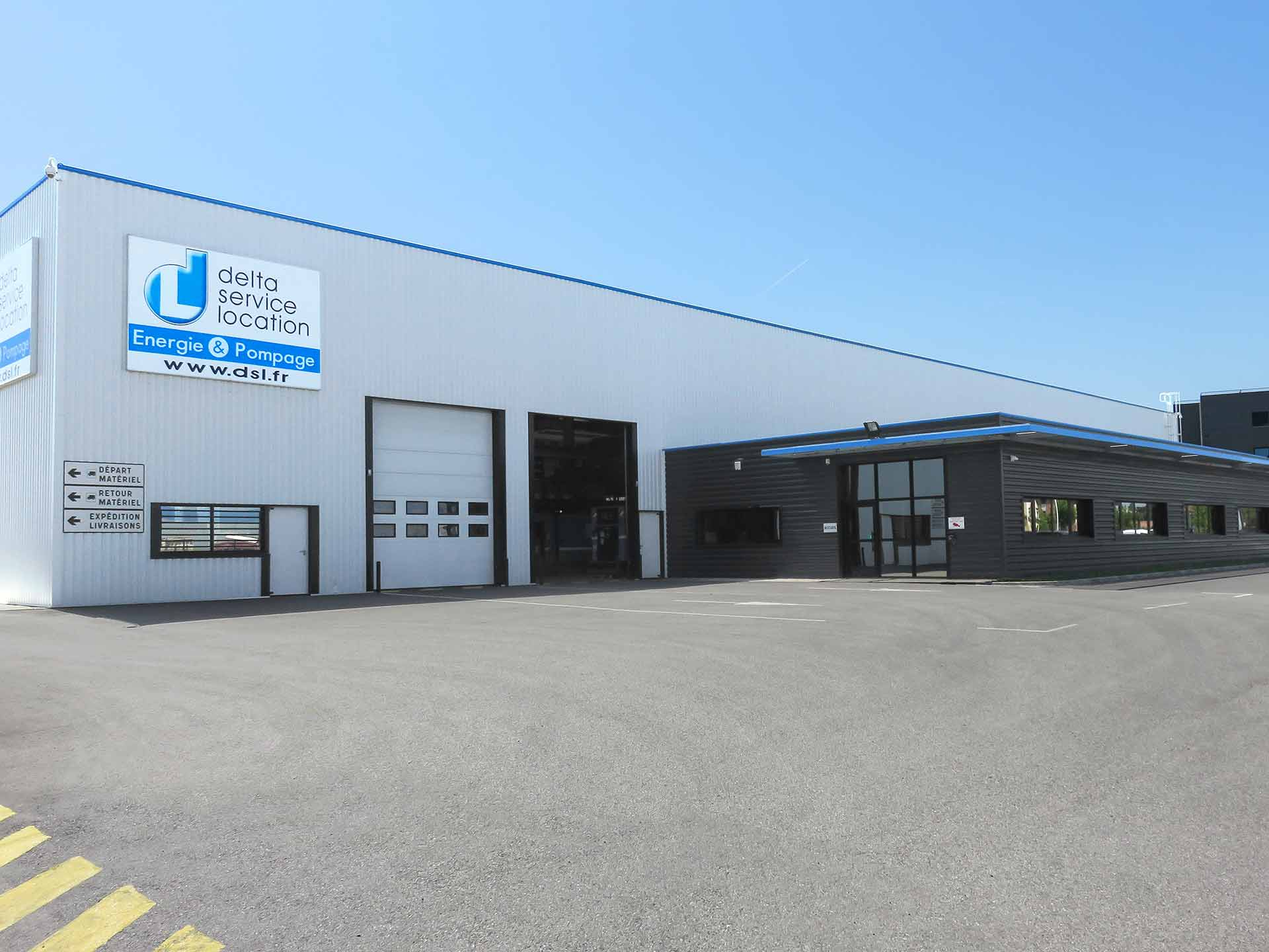 Agence Delta Service Location Toulouse