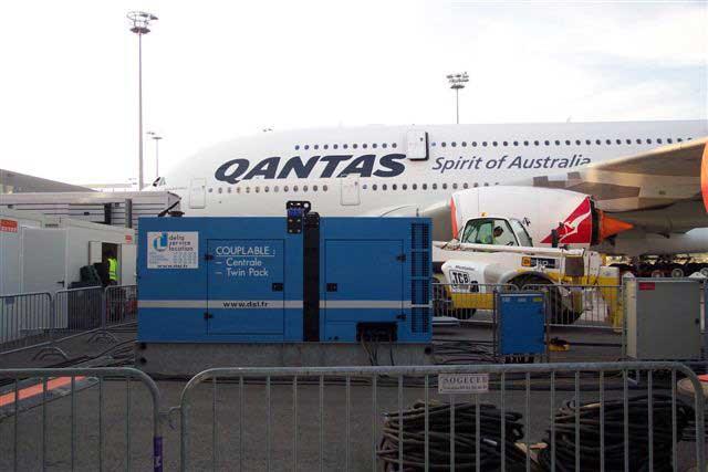 Livraison Airbus A380