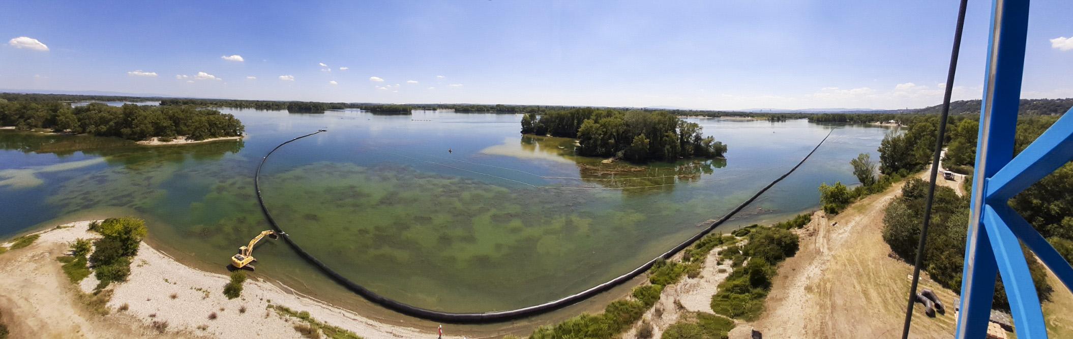 Secours alimentation eau potable Lyon
