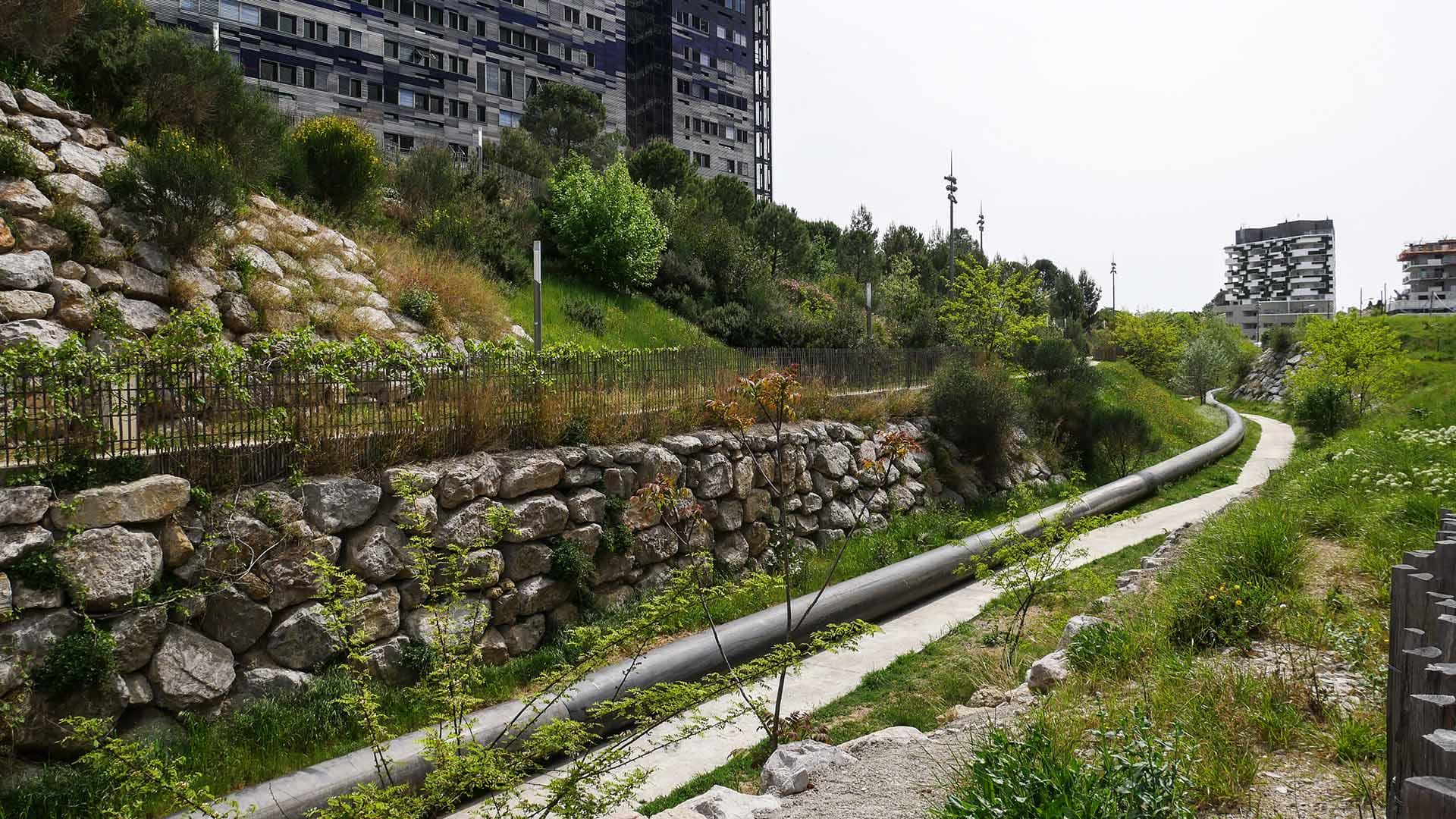By-pass du canal d'alimentation d'une STEP